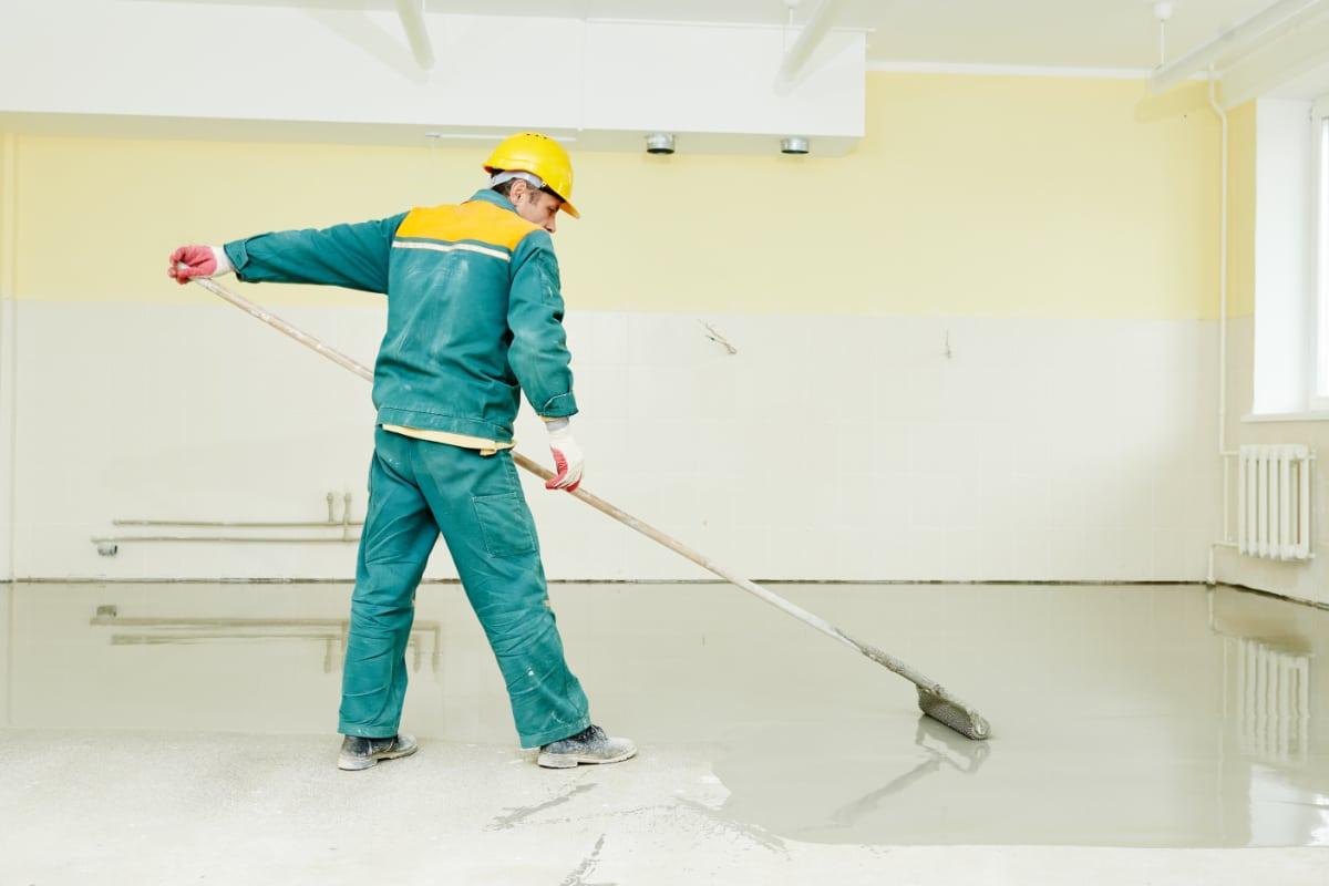 epoxy vloer plaatsen